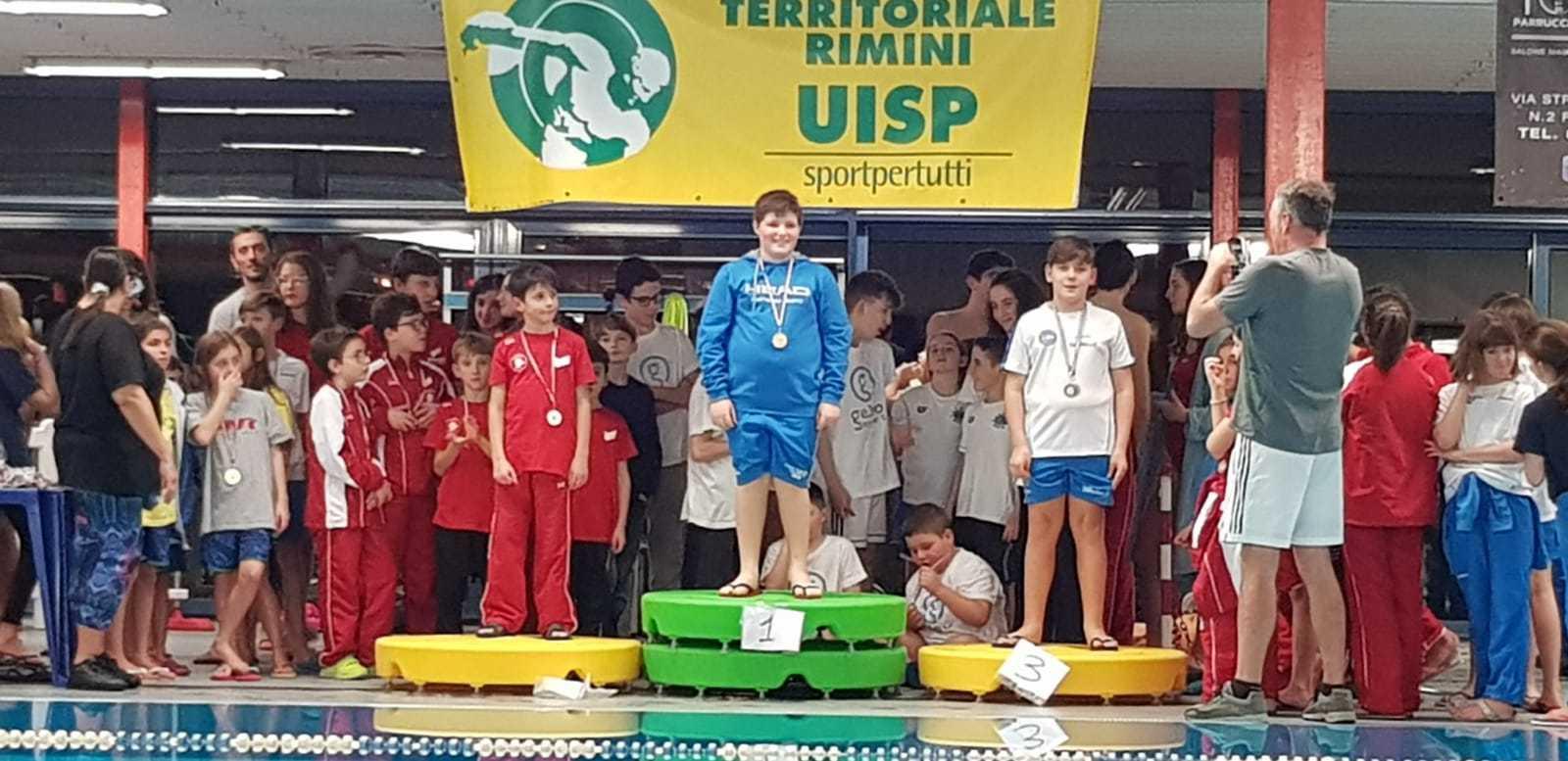 Podi Trofeo Interleghe 02/02/2020
